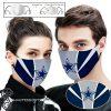 Dallas cowboys full printing face mask