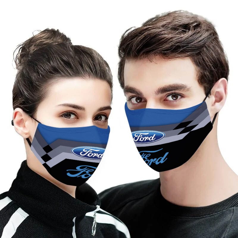 Ford anti pollution face mask 1