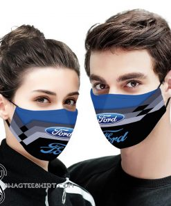 Ford anti pollution face mask