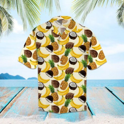 Fruits hawaii hawaiian shirt 2
