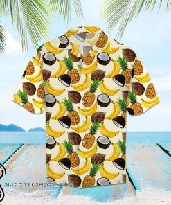 Fruits hawaii hawaiian shirt