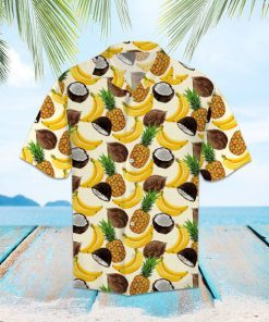 Fruits hawaii hawaiian shirt 4