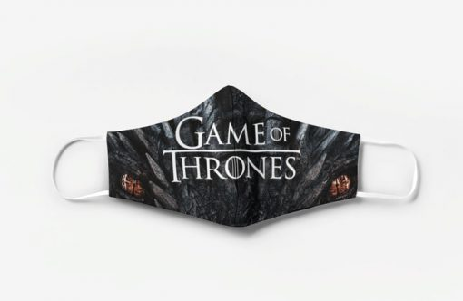 Game of thrones dragon full printing face mask 1