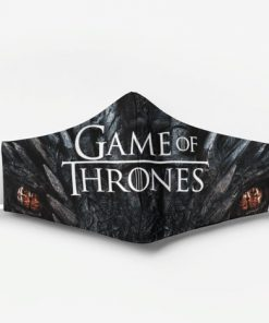 Game of thrones dragon full printing face mask 2