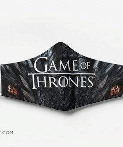 Game of thrones dragon full printing face mask