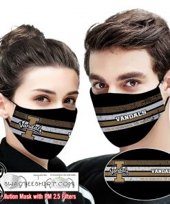 Idaho vandals this is how i save the world full printing face mask
