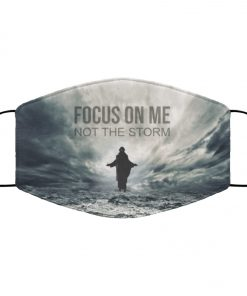 Jesus focus on me not the storm anti pollution face mask 4