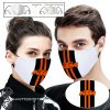KTM logo full printing face mask