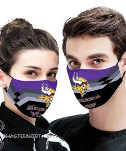NFL minnesota vikings anti pollution face mask
