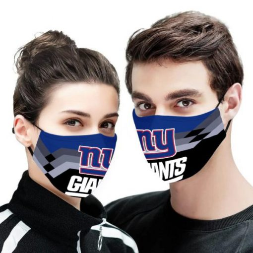 NFL new york giants anti pollution face mask 1