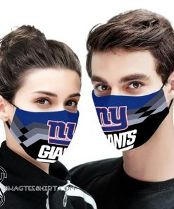 NFL new york giants anti pollution face mask