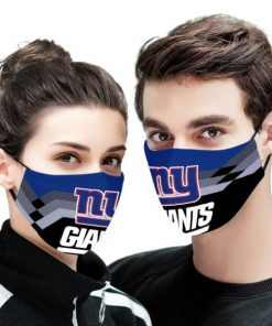 NFL new york giants anti pollution face mask 3
