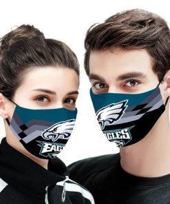NFL philadelphia eagles anti pollution face mask 2
