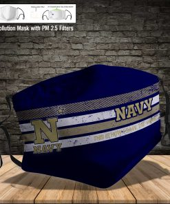 Navy midshipmen this is how i save the world full printing face mask 4