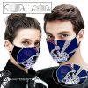 New york giants helmet full printing face mask