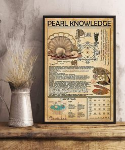 Pearl knowledge poster 1