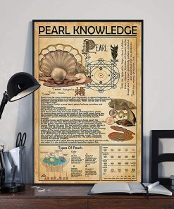 Pearl knowledge poster 2