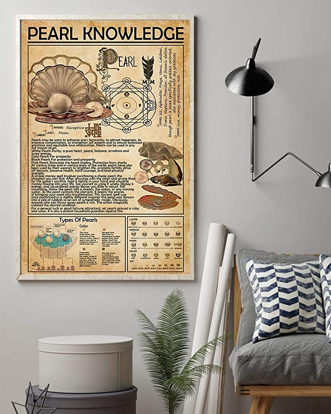 Pearl knowledge poster 4