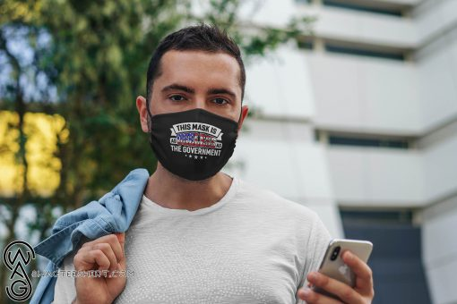 Sarcastic this mask is as useless as the government anti pollution face mask