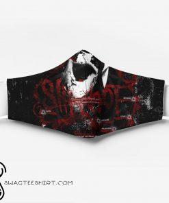 Slipknot full printing face mask