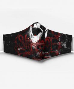 Slipknot full printing face mask 3