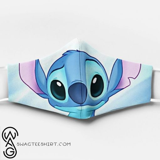 Stitch face full printing face mask