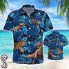 T-rex tropical shirt