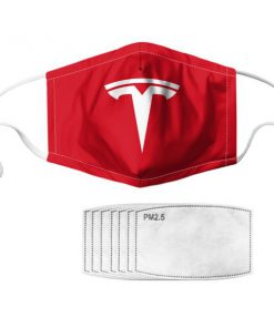 Tesla motors anti pollution face mask 3