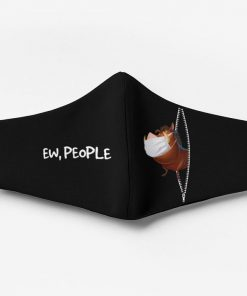 The lion king pumbba ew people full printing face mask 1
