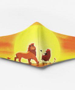 The lion king simba timon and pumbaa full printing face mask 2