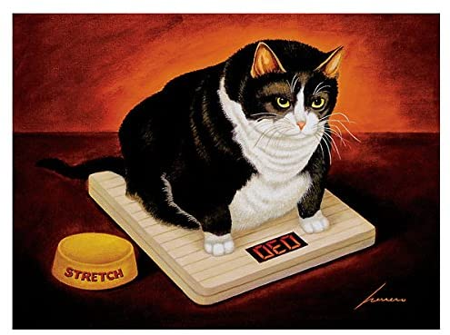 The picture peddler stretch kelley lowell herrero cat poster 1