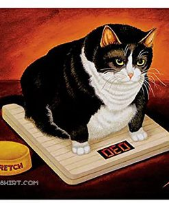 The picture peddler stretch kelley lowell herrero cat poster