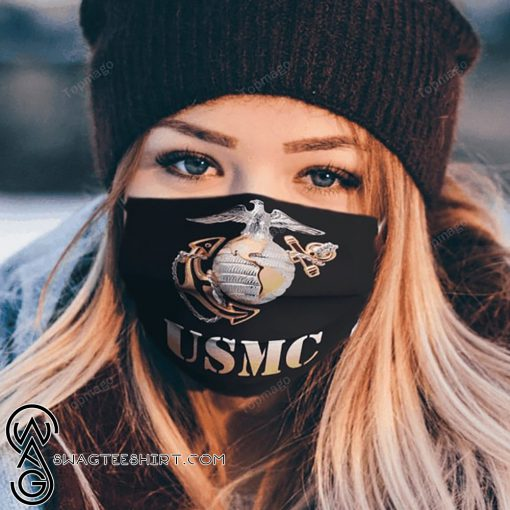 USMC marine corps anti pollution face mask