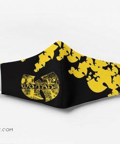 Wu-tang clan full printing face mask