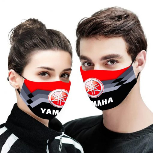 Yamaha anti pollution face mask 2