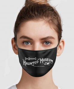 Zak bagans the haunted museum anti pollution face mask 2