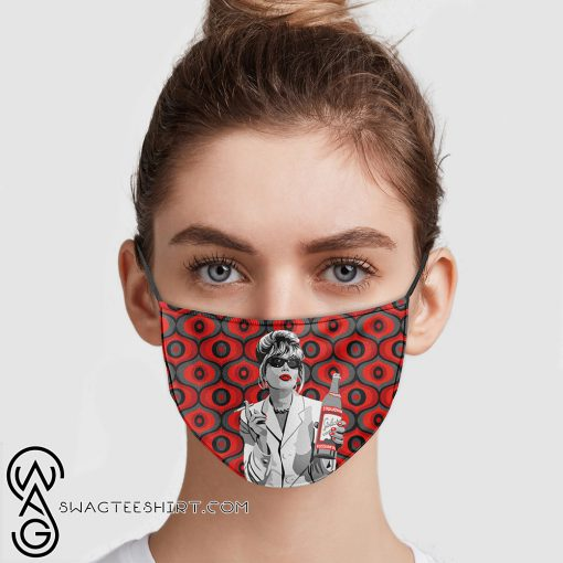 Absolutely fabulous patsy stone anti pollution face mask