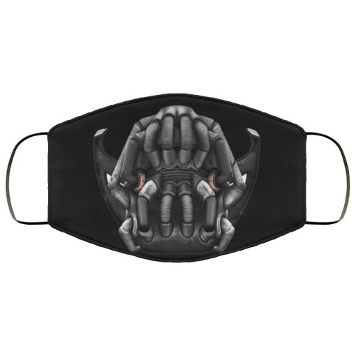 Bane batman anti pollution face mask 2