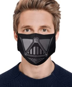 Darth vader star wars movie anti pollution face mask 1