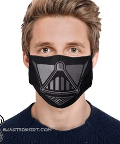 Darth vader star wars movie anti pollution face mask