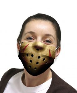 Jason voorhees friday the 13th anti pollution face mask 2