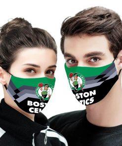 NBA boston celtics anti pollution face mask 3