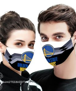 NBA golden state warriors anti pollution face mask