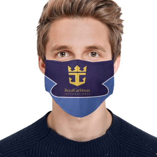 Royal caribbean international anti pollution face mask 1
