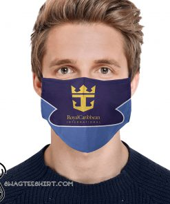 Royal caribbean international anti pollution face mask