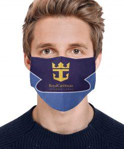 Royal caribbean international anti pollution face mask 3