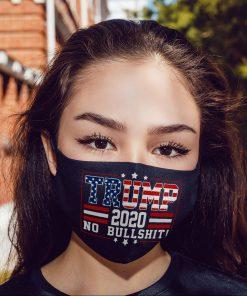 Trump 2020 no bullshit anti pollution face mask 4