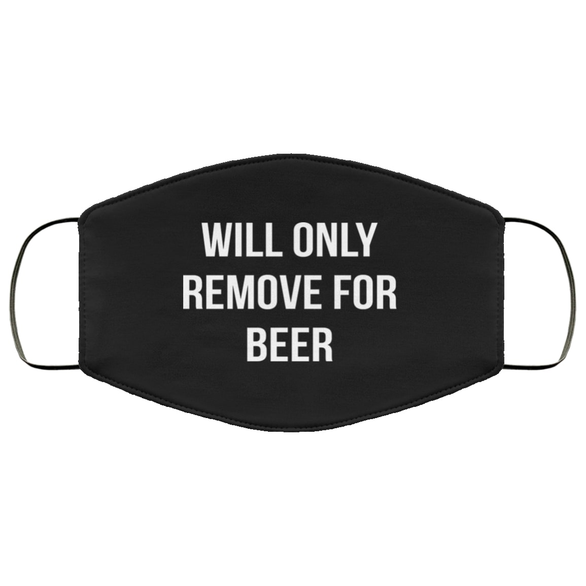 Will only remove for beer anti pollution face mask 2