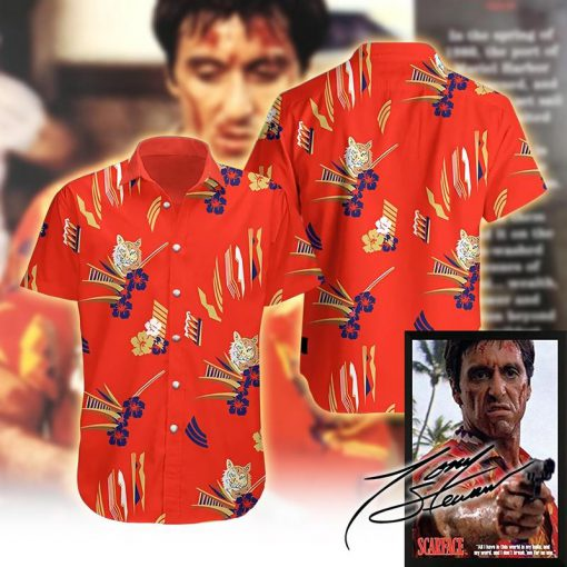 tropical antonio montana scarface hawaiian shirt 4