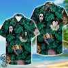 tropical horror movies killer hawaiian shirt
